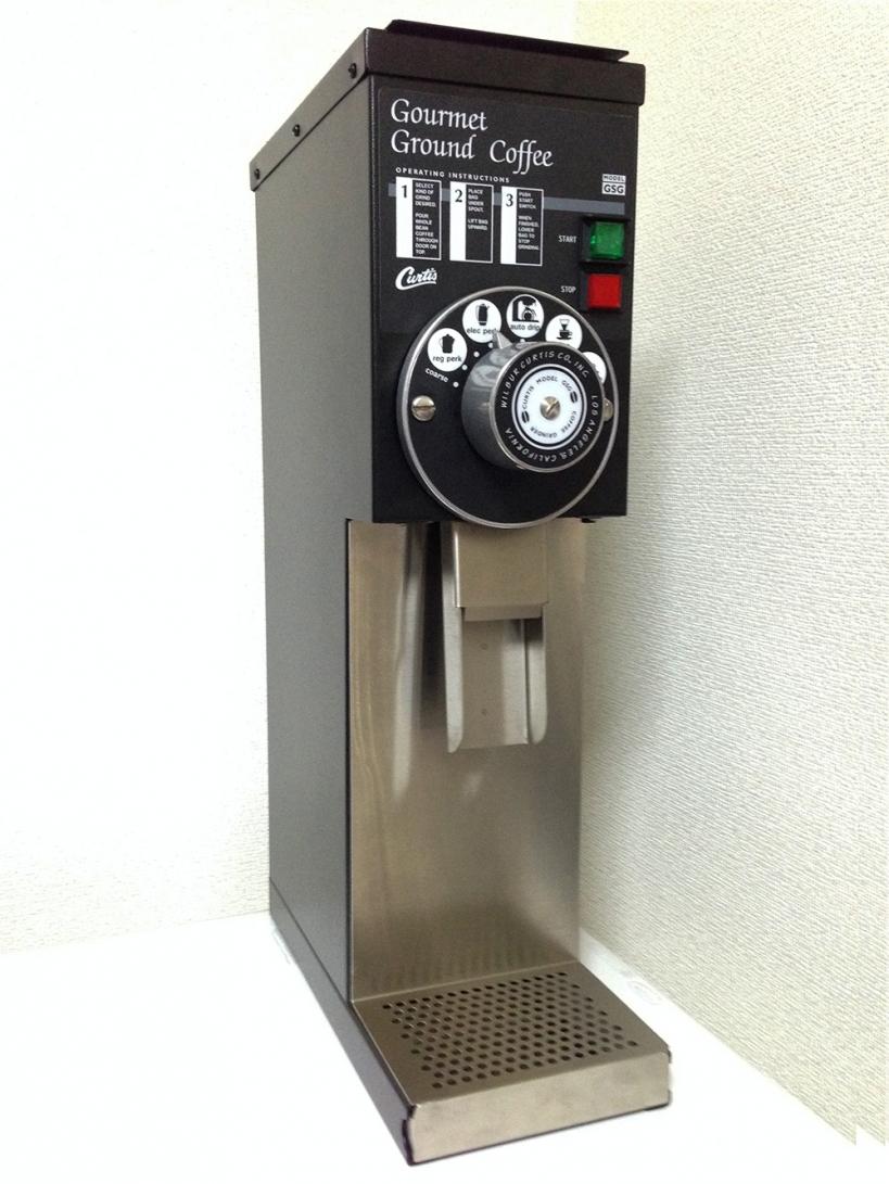 カーチス・コーヒーグラインダー