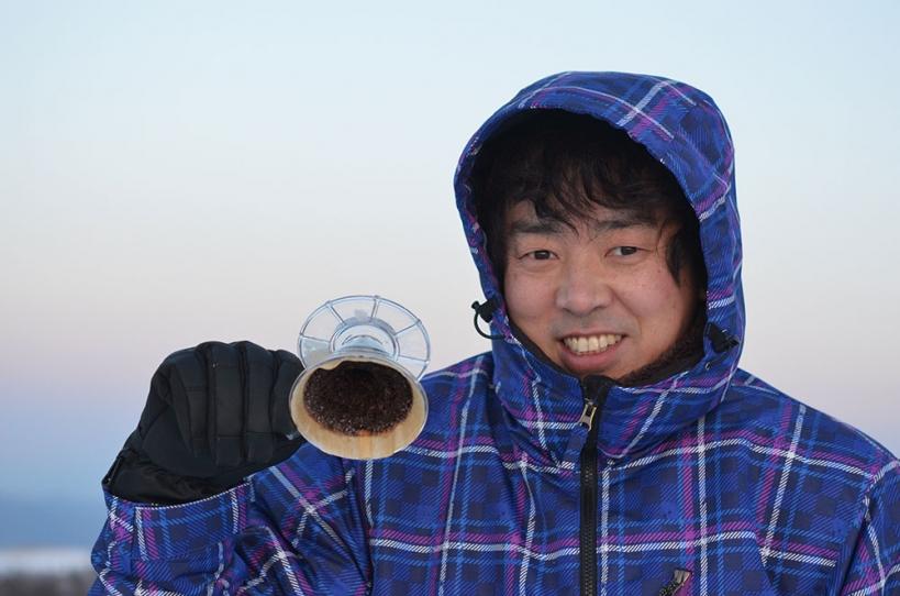 アウトドアコーヒー7