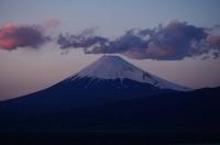 富士山 大瀬方面より