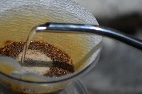 エチオピア イルガチェフェ アウトドアコーヒー
