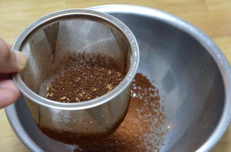 コーヒーミル フジローヤル-みるっこDX-R-220-18-微粉分離