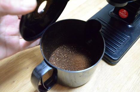 コーヒーミル フジローヤル みるっこDX R-220 16 粉受け