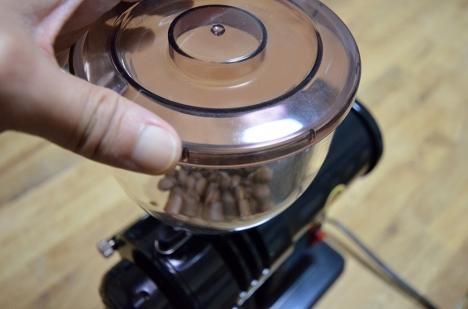 コーヒーミル フジローヤル みるっこDX R-220 10 使い方