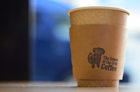 The Cream of the Crop Coffee カップ