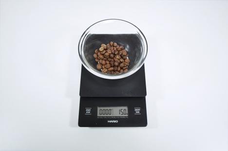 カリタ-ナイスカットミル-09-計量