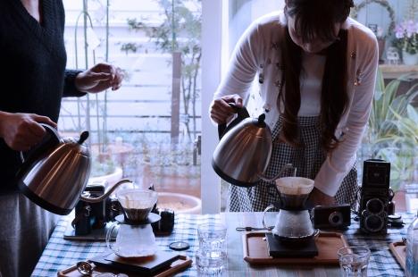MORIFUJI-COFFEE-ワークショップ