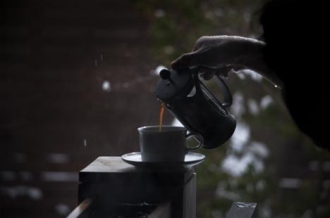 風呂コーヒー
