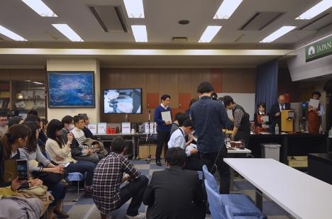 JBrC決勝競技風景 JBrC2014-15-19
