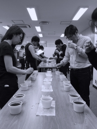 Cupping | カッピング 液体の評価