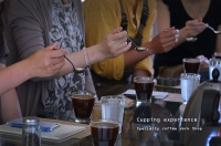 スペシャルティコーヒー カッピング セミナー ワークショップ