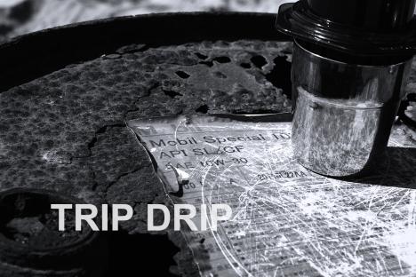 アウトドアコーヒー-多々戸浜-2015秋-11 TRIPDRIP