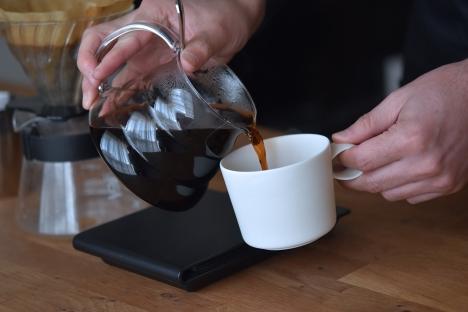 コーヒーサーブ